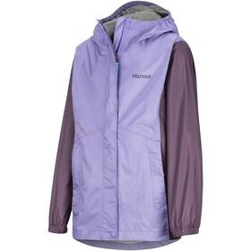 Marmot PreCip Eco Jacket Jenter paisley purple/vintage violet